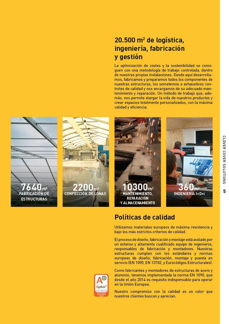 Catálogo Maxispace 5